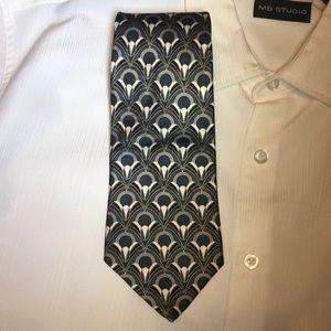 Other - Men's Italian silk tie.